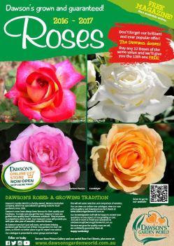 2016-17 Rose Catalogue